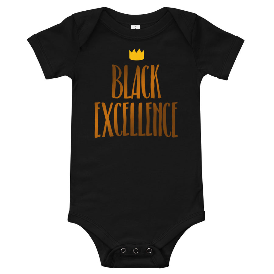 "Body bébé ""Black Excellence"""