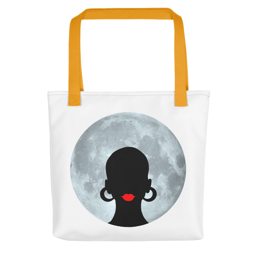 "Tote bag ""Afro Moon"""