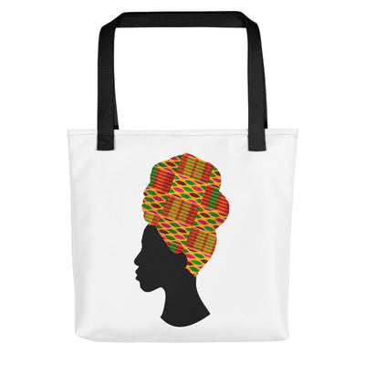"Tote bag ""Wrap Kente"""