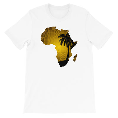 "T-Shirt ""Africa Wax"" - Rootz shop"