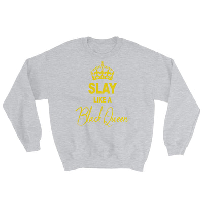 "Pull ""Slay like a Black Queen"""