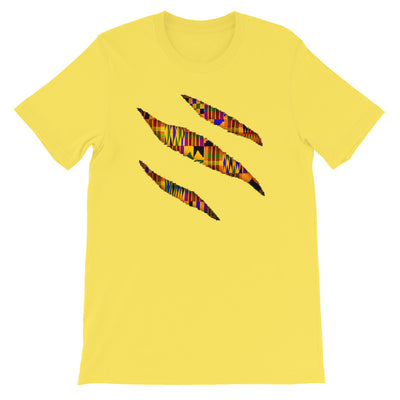 "T-Shirt ""Griffes Kente B"" - Rootz shop"