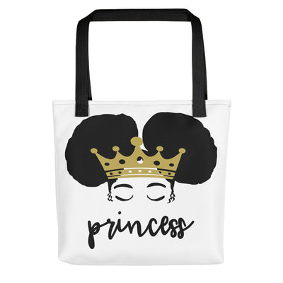 "Tote bag ""Princess"" - Rootz.shop"
