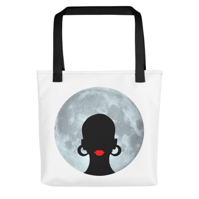 "Tote bag ""Afro Moon"" - Rootz shop"