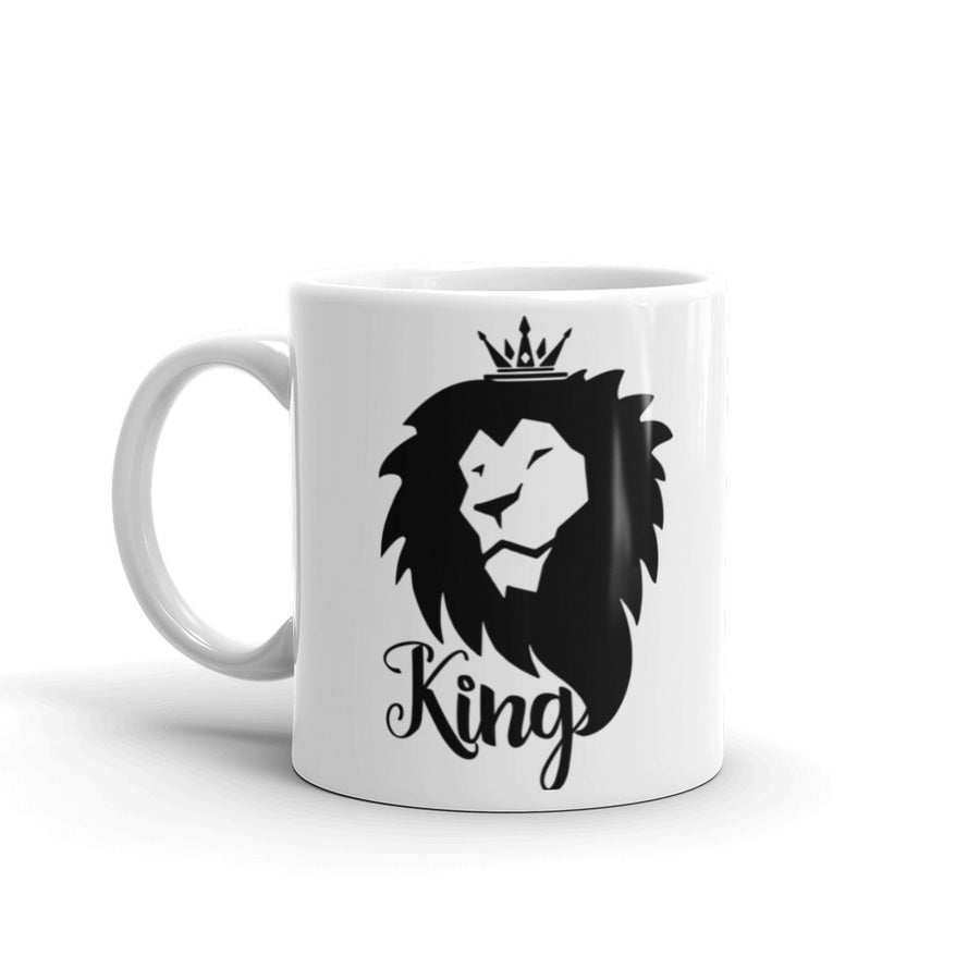 "Mug ""Lion King"" - Rootz.shop"