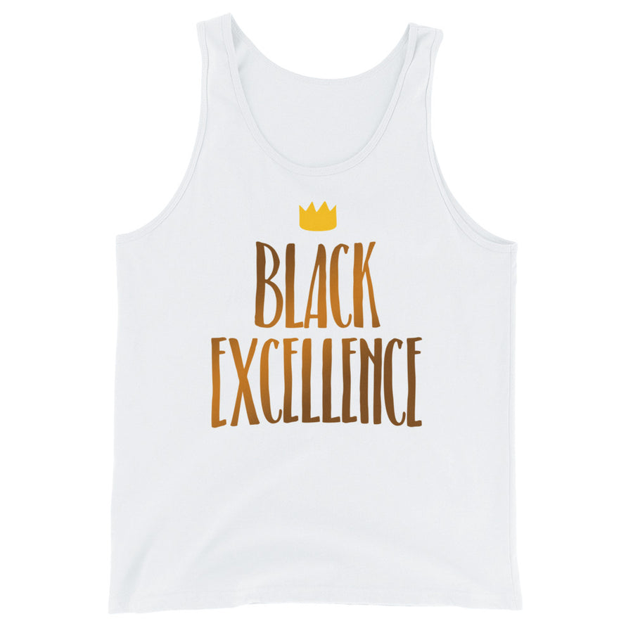 "Débardeur ""Black Excellence"" - Rootz shop"