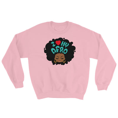 "Pull ""I love my afro"" - Rootz shop"