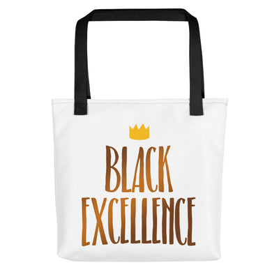 "Tote bag ""Black Excellence"" - Rootz shop"
