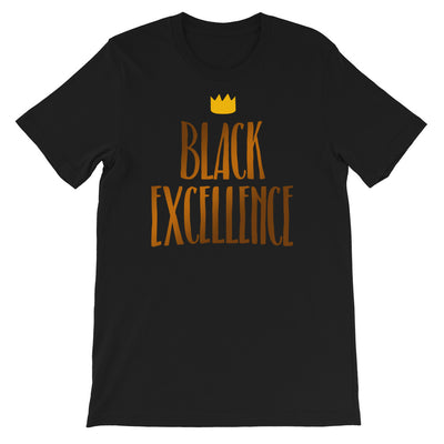 "T-Shirt ""Black Excellence"" - Rootz shop"