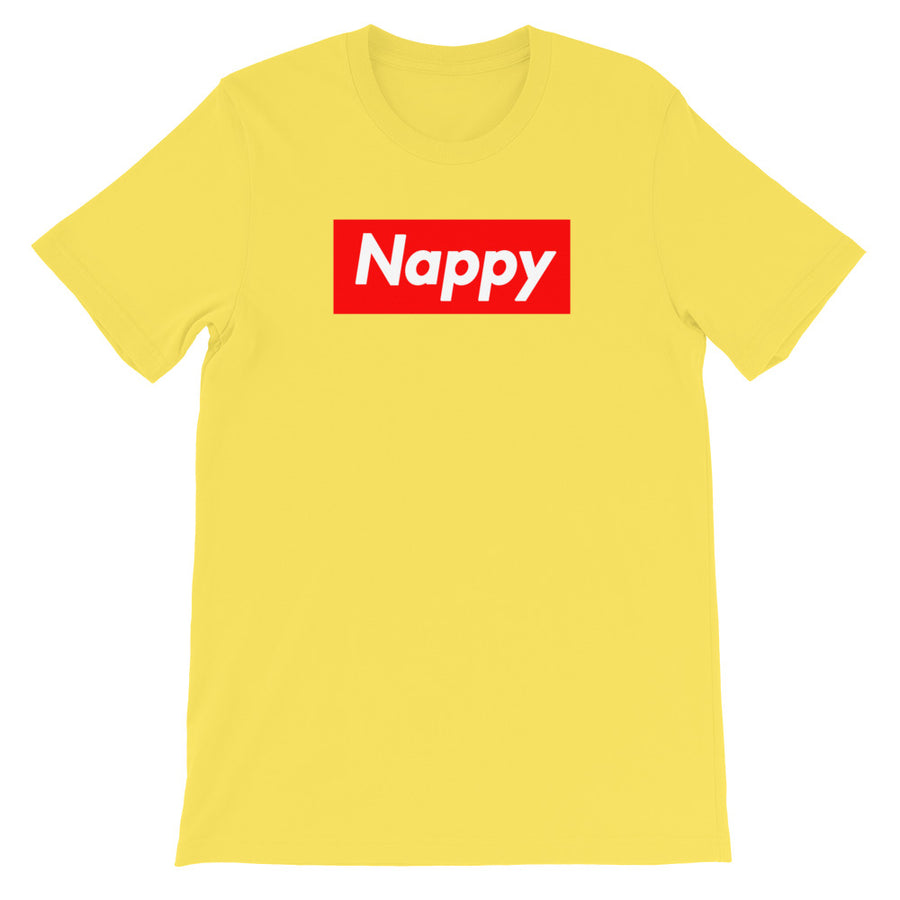 "T-Shirt ""Nappy / Supreme style"" - Rootz shop"