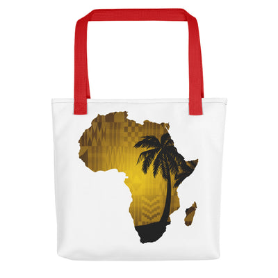 "Tote bag ""Africa Wax"" - Rootz shop"