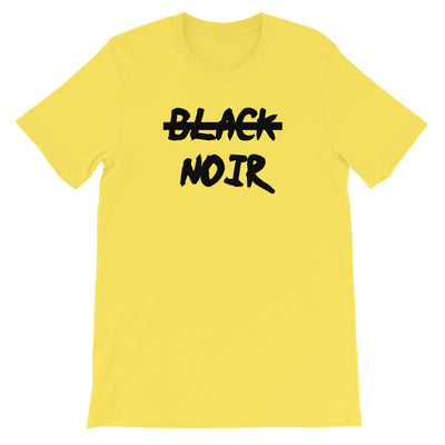 "T-Shirt ""Noir, pas black"" - Rootz shop"