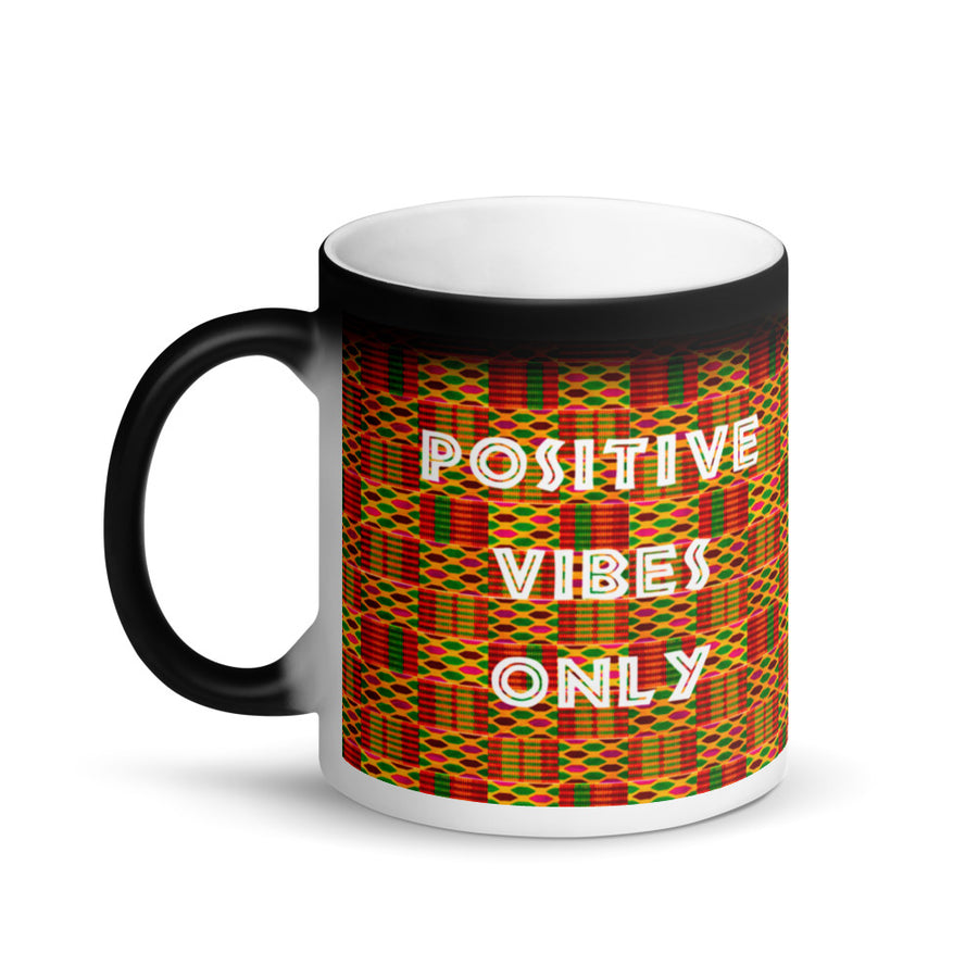 "Mug Magique ""Positive Vibes Only"""