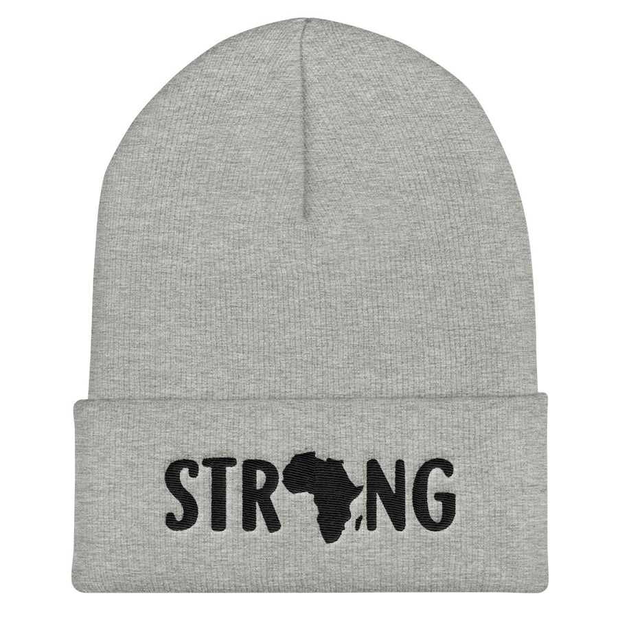 "Bonnet ""Strong Africa"" - Rootz shop"