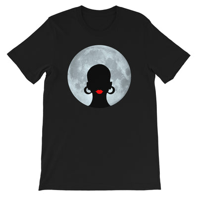 "T-Shirt ""Afro Moon"" - Rootz shop"