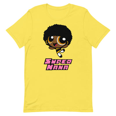 "T-Shirt ""Afro Super Nana"""