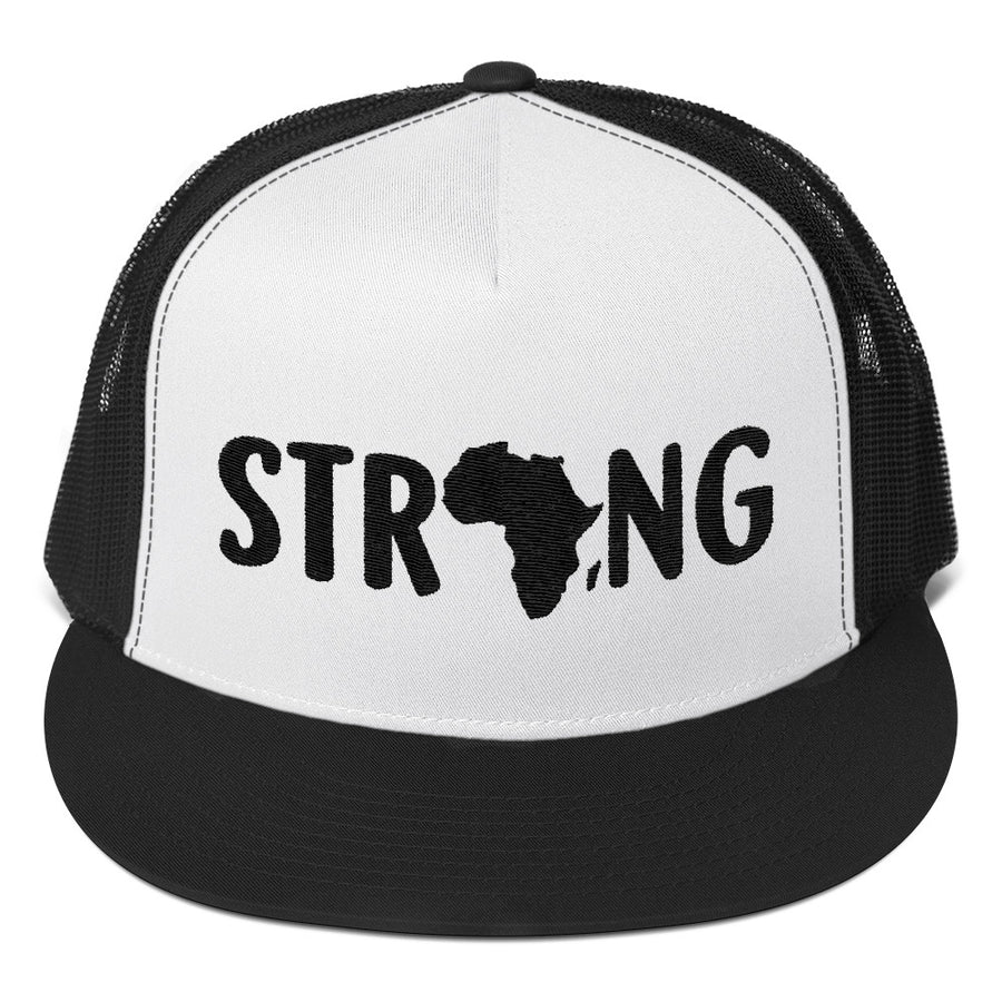 "Casquette ""Strong Africa"" - Rootz shop"