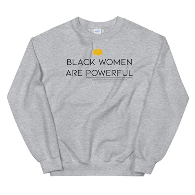 "Pull ""Black Women are Powerful"""