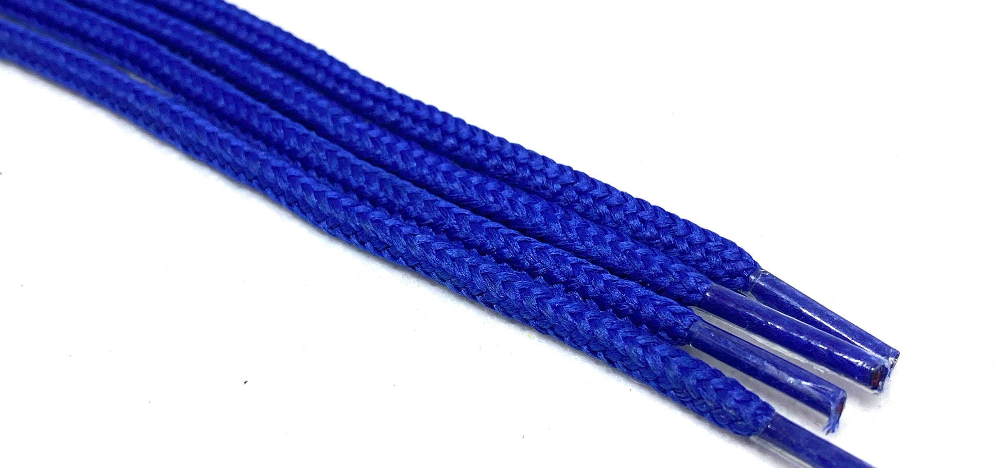 Royal Blue Round Shoelaces