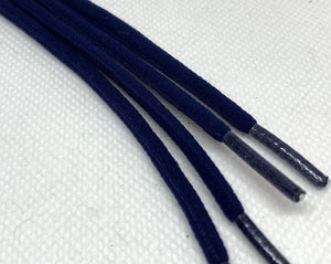 Navy Blue Shoelaces Lot of 12 Pair