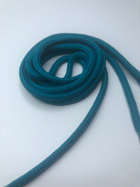 Round Shoelaces - Teal