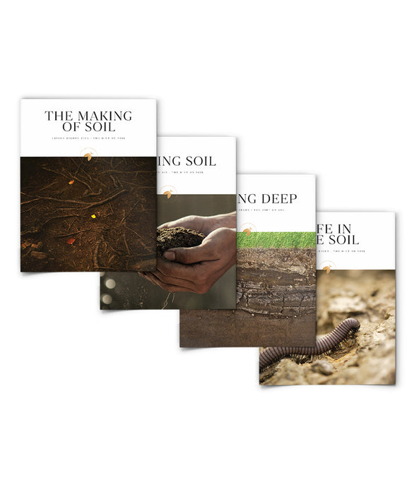 The Dirt on Soil Bundle