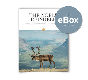 The Noble Reindeer - with Prep Pack Resources!