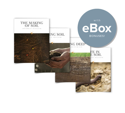 The Dirt on Soil Bundle - With Prep Pack Resources!