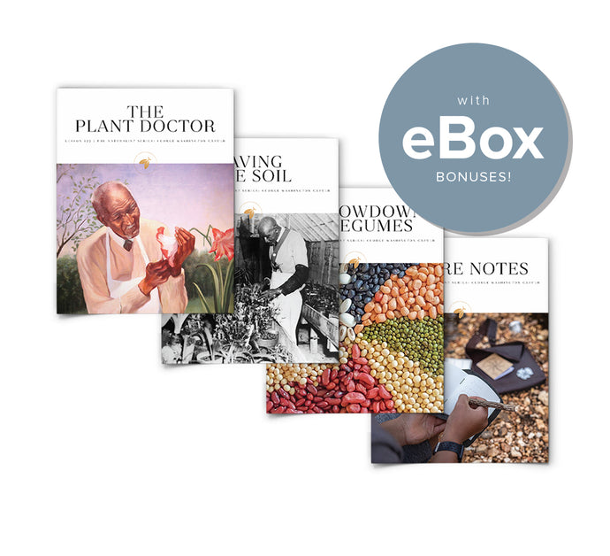 The Naturalist Series: George Washington Carver Bundle - With Prep Pack Resources!