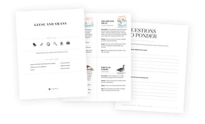 Duck, Duck, Goose Bundle - With Prep Pack Resources!
