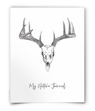 Firefly Nature Journal - Antlers