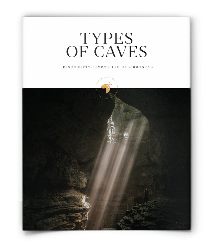 Types of Caves