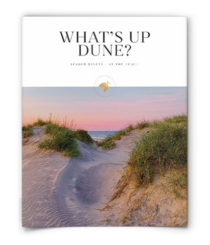 What's Up Dune?