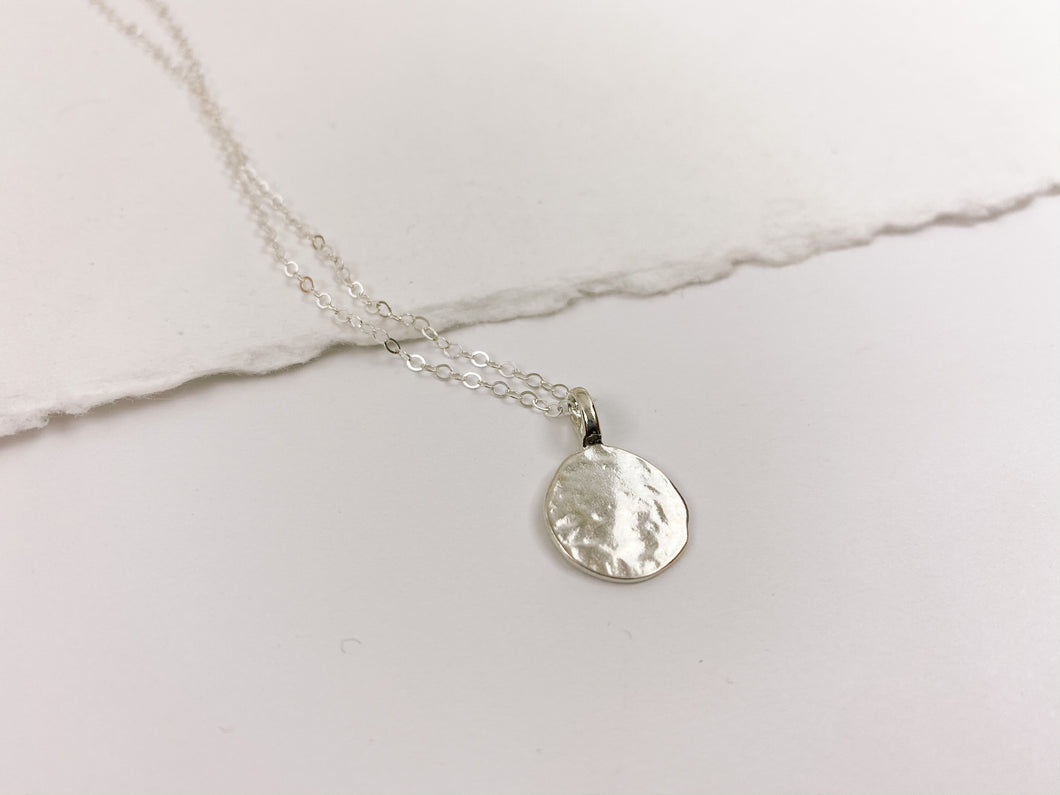 Clean Slate Necklace