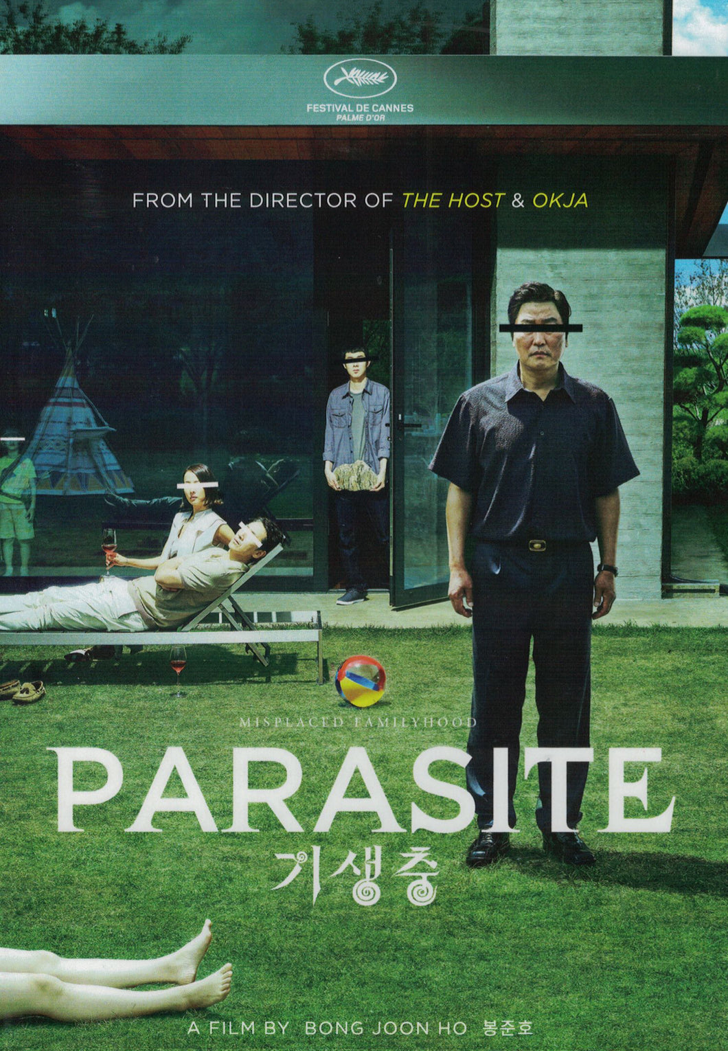Parasite (Golden Globe Award Winner)