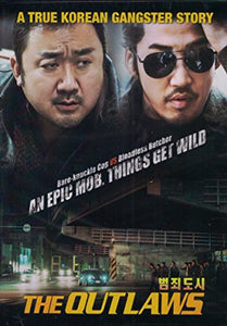 The Outlaws (A True Korean Gangster Story)
