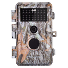 Game & Deer Hunting Trail Camera 20MP 1920X1080P H.264 MP4 Video No Glow Night Vision Motion Activated IP66 Waterproof Photo & Video Model