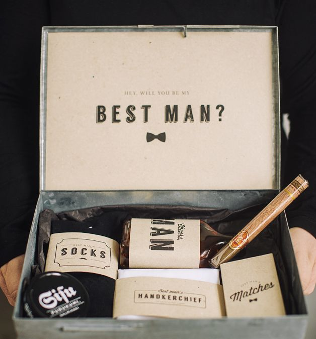 [Best List Ever] What Gift would be The Best Gift for your Best Man?