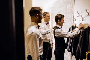 When Should I Give My Groomsmen Gifts?