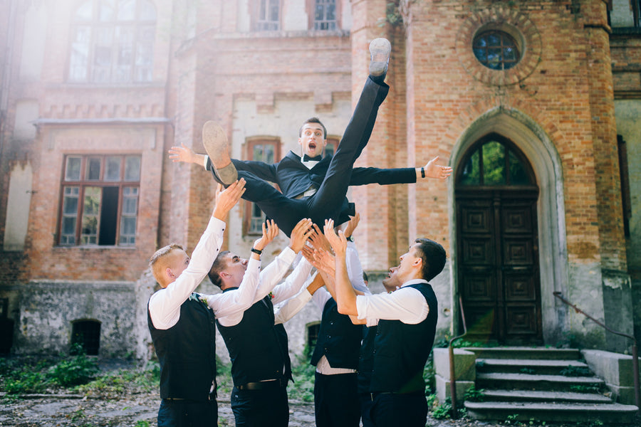 How Much Will Your Groomsmen Spend On Your Wedding Day?
