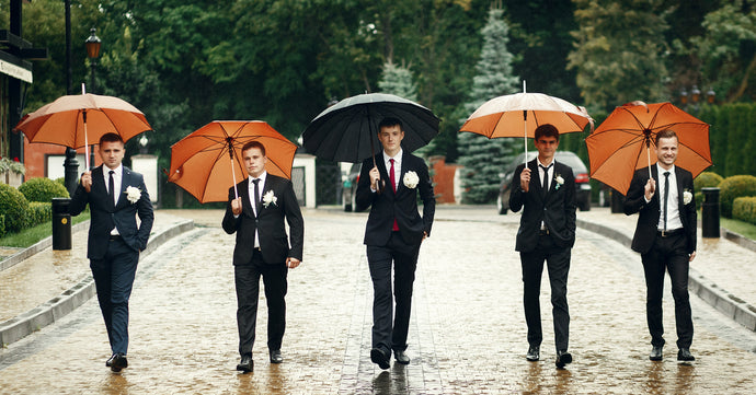 Say Thank You To Your Groomsmen With Traditional Style