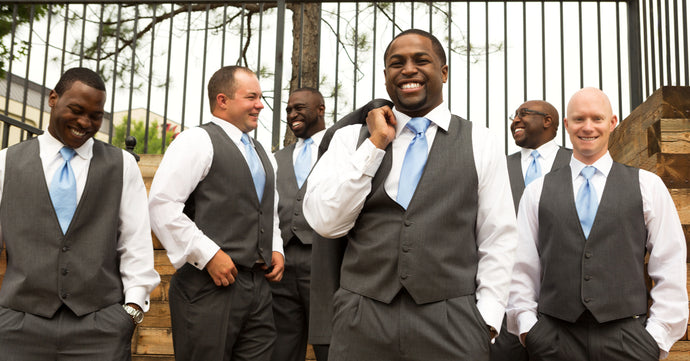 The Right Groomsmen Gifts for Your Diverse Group of Friends