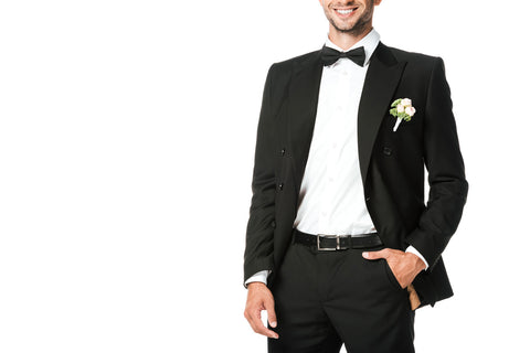 the right groomsmen for your image