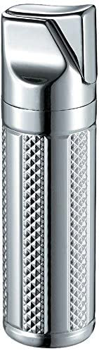 Tornado Polished Chrome Single Jet Flame Cigar Lighter