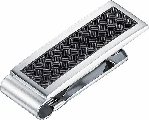 WINSTON STAINLESS STEEL MONEY CLIP