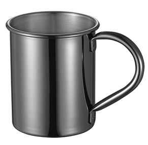 Elise Gun Metal Finish Moscow Mule Mug- 13 Ounce