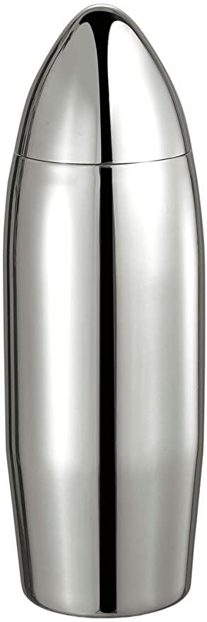 Bullet II Stainless Steel Cocktail Shaker - 23 ounces