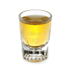 Distinction Shot Glass-Groomsmen Gift Store