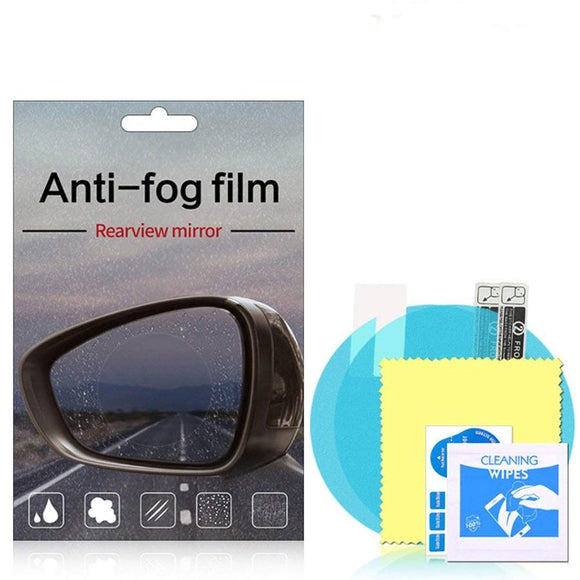 HD nano coating protective film for side mirrors