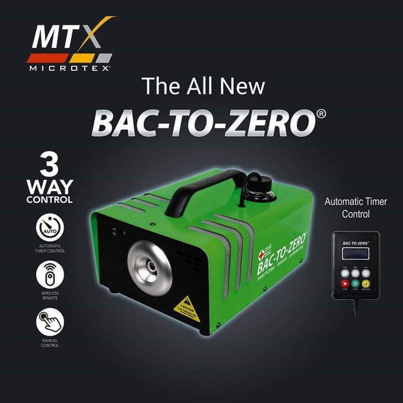BAC-TO-ZERO MACHINE